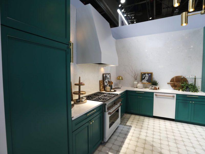 Green Cabinets Blog KBIS 2019 Kesseboehmer USA